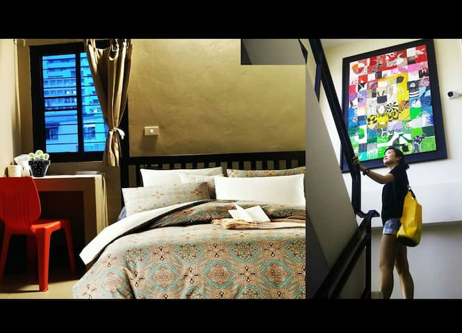 Mimi Cozy Apartment- Old Town Wanglang Market