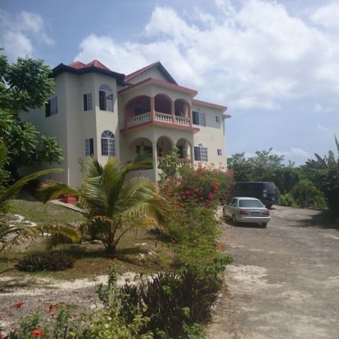 Peace of Paradise in Jamaica - Westmoreland - Casa