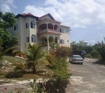 Peace of Paradise in Jamaica - Westmoreland - Rumah