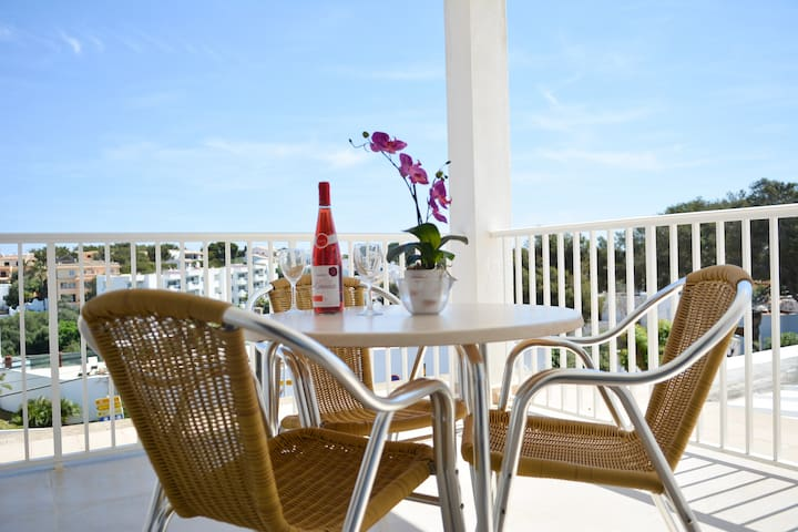 Apartament in Cala Ferrera