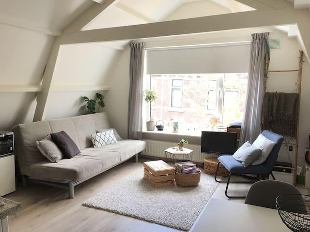 Cozy apartment in centre of Zaandam near Amsterdam - Zaandam - Byt