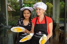 Thai food class
