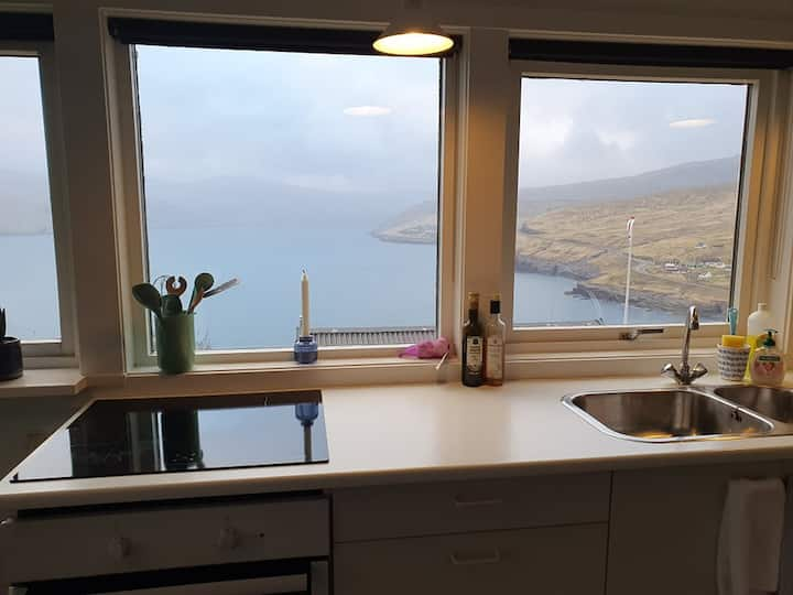 Sommerhus i fantastisk natur på Færøerne