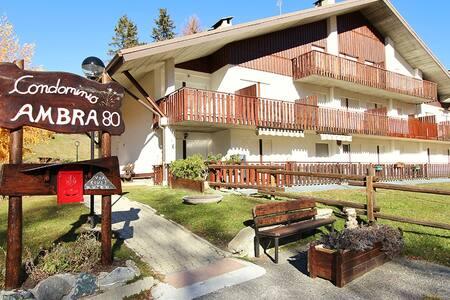 Ambra Apartment: ampio appartamento su 2 livelli - Pragelato-Ruà - House