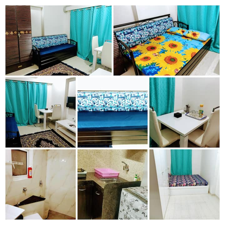 BLISS 24: SANITISED+READY OCCUPANCY 1BHK ANDHERI