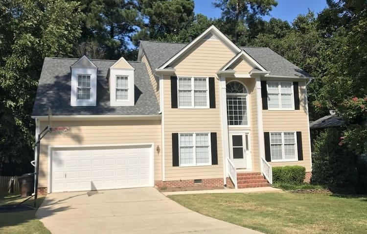 A beautiful location in Cary