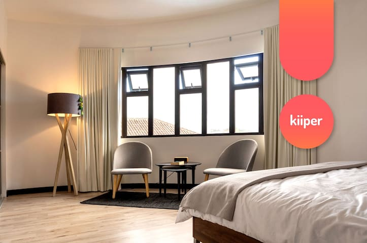 kiiper | Unique & Spacious Apartment | 2 PPL