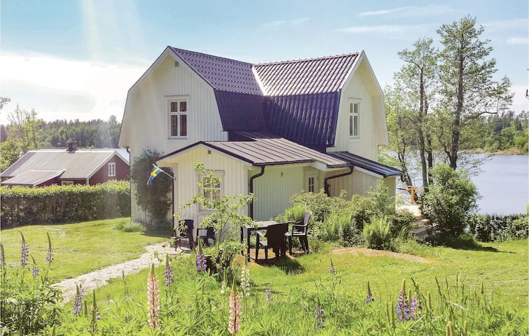 Holiday cottage with 2 bedrooms on 60m² in Åsensbruk