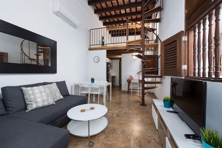 Luna Street Loft Apartment (1C)
