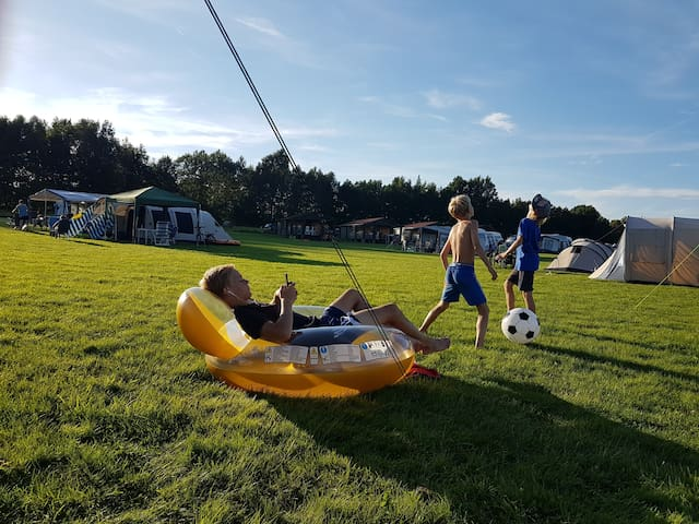 Camping place (100m2)