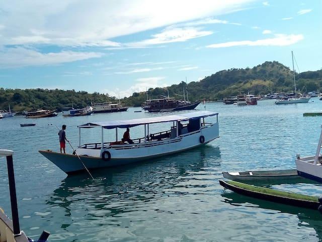 Day Trip Sailing Komodo - Komodo - 船