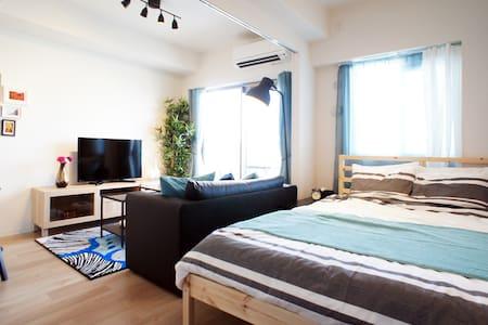 New apartment 5min Walk to Shin-Osaka Station 新築物件 - Higashiyodogawa-ku, Osaka-shi - Flat