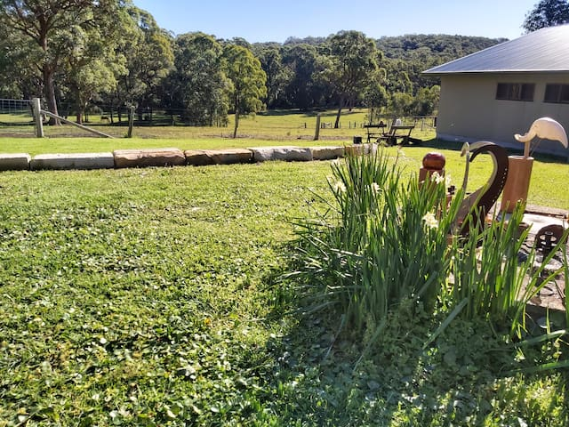 Accessible Farm Stay 1.5hrs North of Sydney