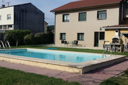 Casa/Apartamento familiar y acogedor en Pontevedra