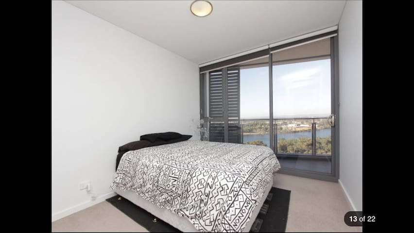 Amazing view, close to the City - Burswood - Lejlighed