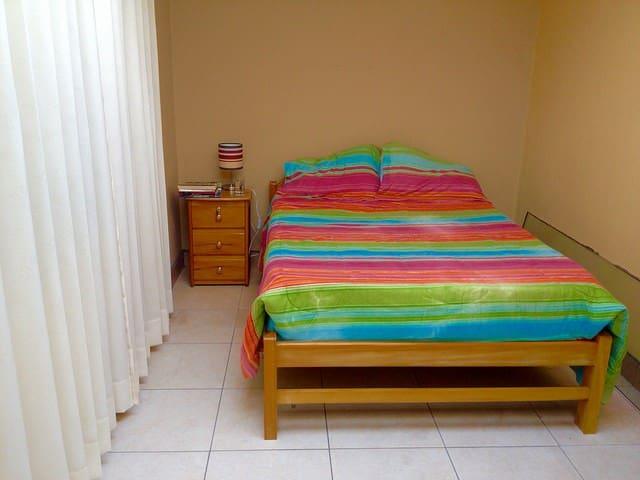 Your bedroom !!!