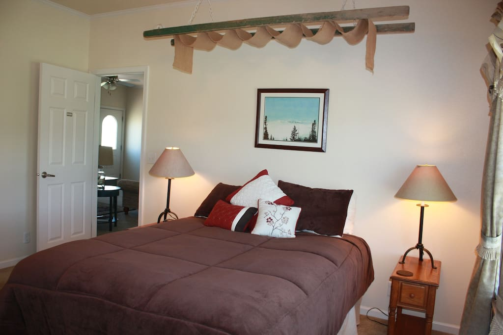 The Master Bedroom, (room #1)