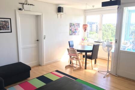 Lejlighed tæt på Slot og Zoologisk have - Frederiksberg - Apartment