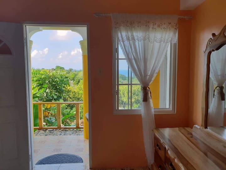 The Papaya Seaview Room