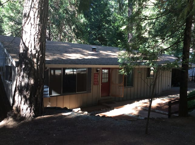 Nice 3 BDR Mountain Getaway with Bonus Room - Pioneer - Hus