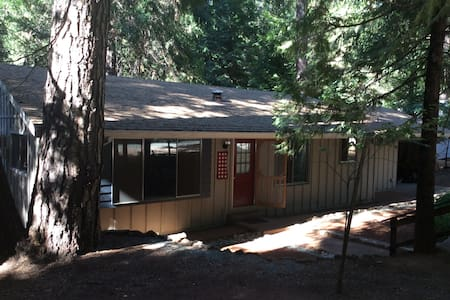 Nice 3 BDR Mountain Getaway with Bonus Room - Pioneer - House