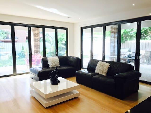Luxury Private Room 5KM to CBD - Saint Kilda East - House