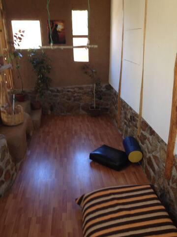 Casa rústica y acogedora en el valle del elqui - ลาเซอเรอนา - บ้าน