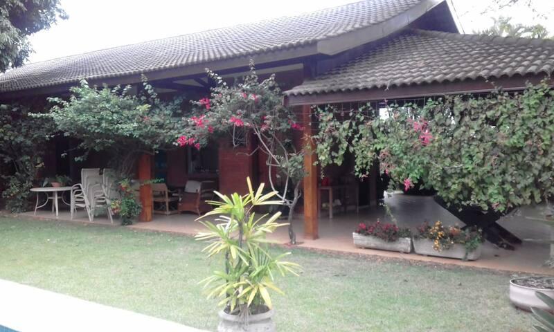 Casa Aconchegante nas Terras de São José