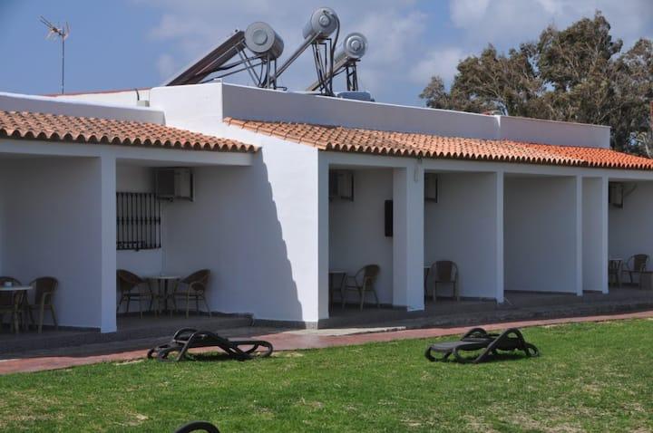 Hostal El Levante - Doble con terraza - 2 camas. Baño privado - Tarifa estandar