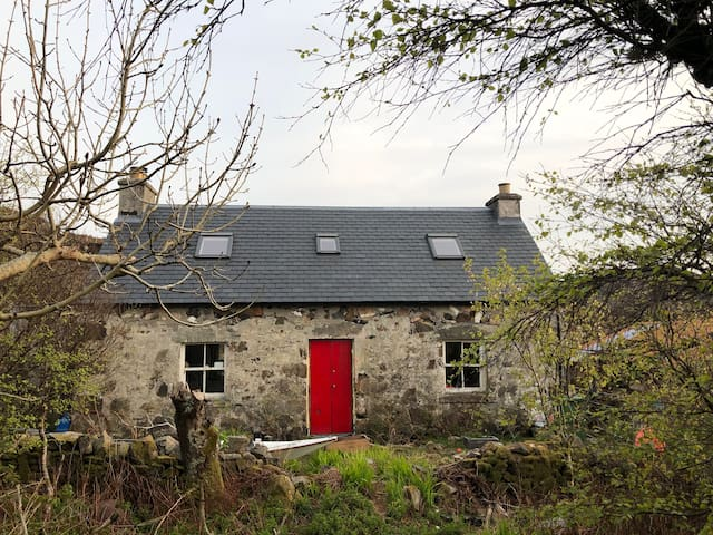 A unique bothy experience in Skye!