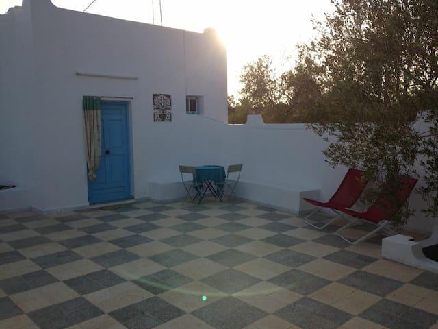 Villa traditionelle à Djerba - Djerba Midun - House