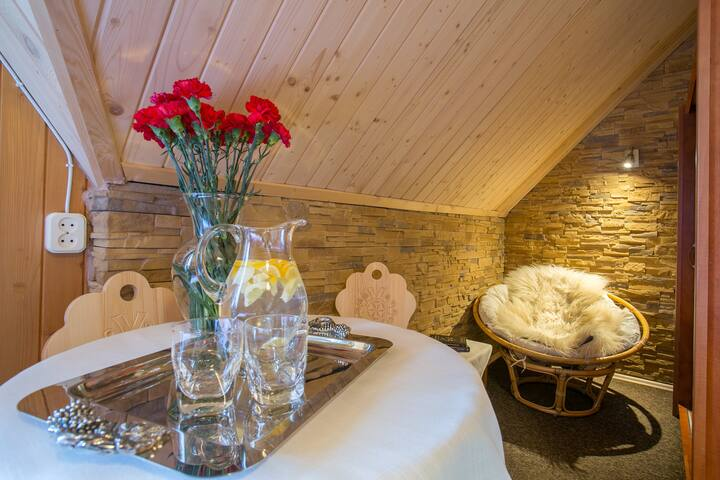 Room with a mezzanine(2+2) ZAKOPANE - Murzasichle - Villa