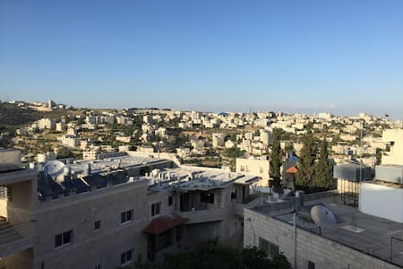 Bethlehem Home with a great View! - Beit Jala - Σπίτι