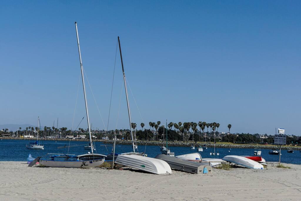 Beach Views!