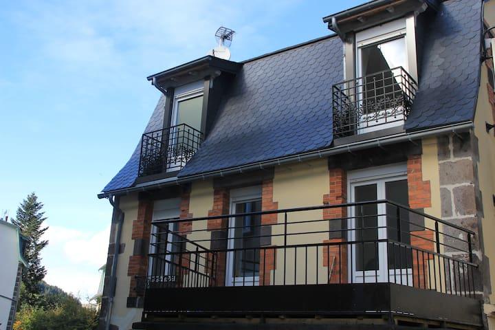 VILLA PRIMEVERE N°2 - Le Mont-Dore - Huoneisto