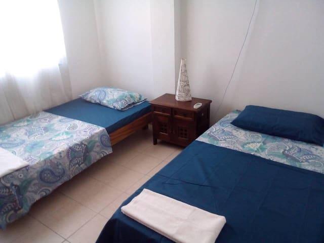 MOYMA HOUSE - Room for rent - La Boquilla - Rumah