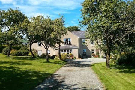 Double room in cosy Farmhouse B&B - Inishowen - Bed & Breakfast