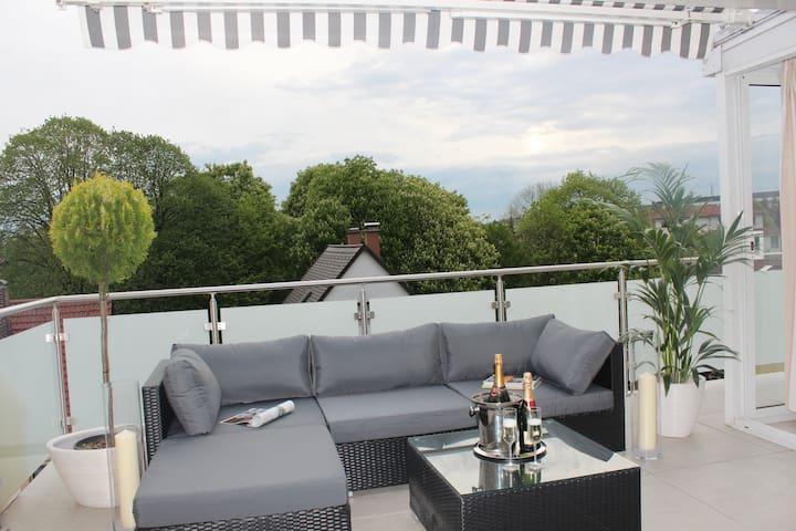 Exclusives Terrassen Maisonette - Munic - Pis