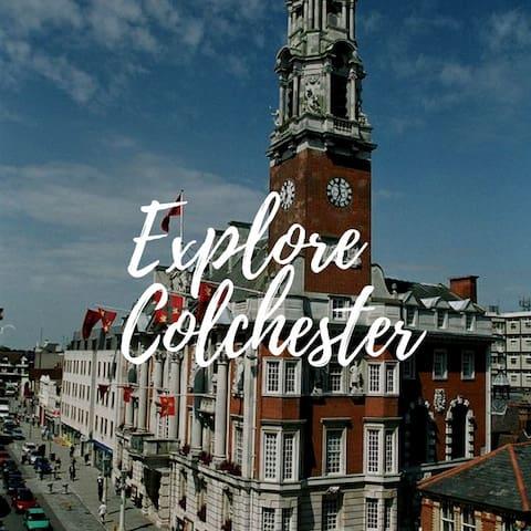 Explore Colchester