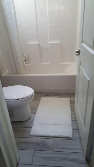 Guest Room 1 Bathroom