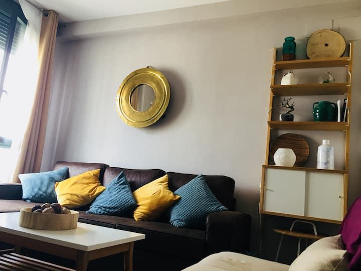 Apartamento Casco Histórico Córdoba EL PENSAMIENTO