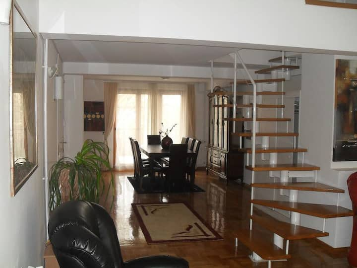 Dedinje, Residental zone, Penthouse