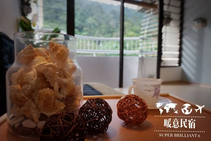 Cozy Penang Hill Vacation Apartment