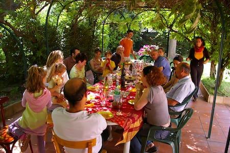 Grande maison familiale pour groupes (we..) - Caissargues - Villa