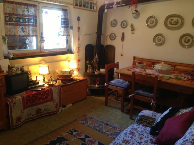 Appartamento in montagna -piste sci ogni comfort - Santo Stefano D'aveto - Leilighet