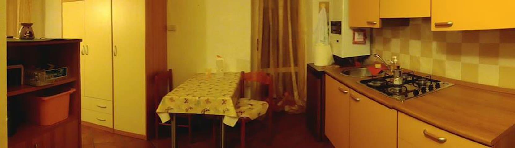 Piccolo ma accogliente monolocale - Biella - Appartement
