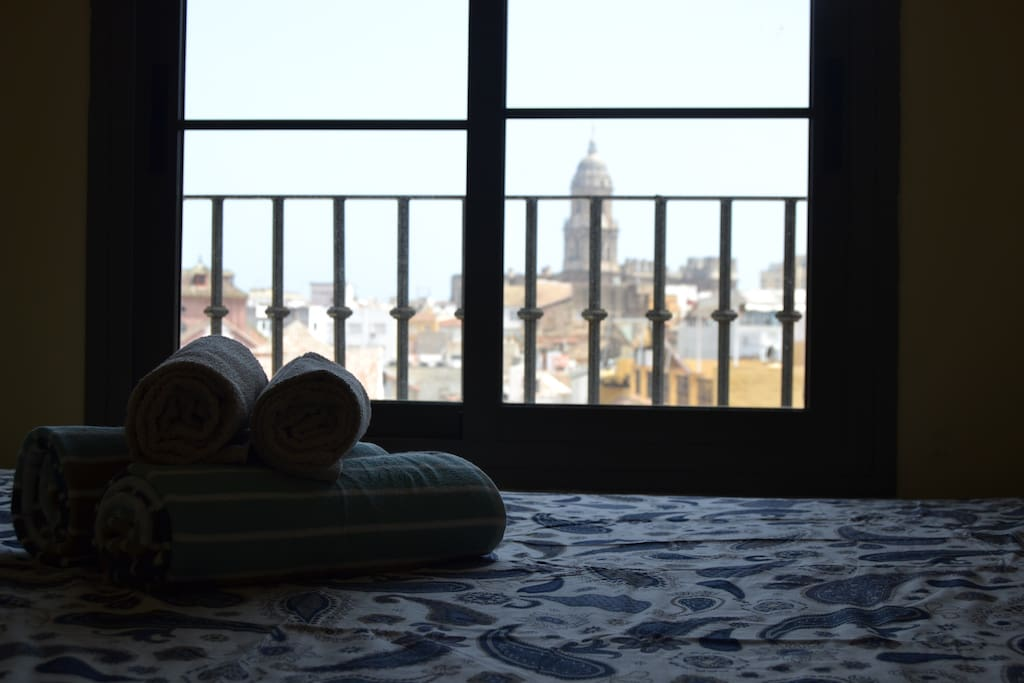 Enjoy the views during your sleep :)