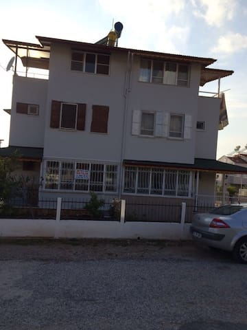 Akbük Aydın Şahin Sitesi 5+1 Yazlık - Didim  - House