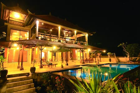 New Majestic Private Pool Villa  - Ubud