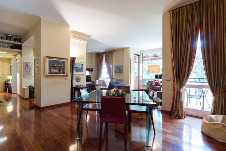 Amazing apartment in Milan, San Siro